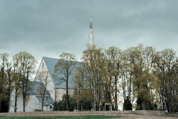 Katharinenkirche von Kadrina