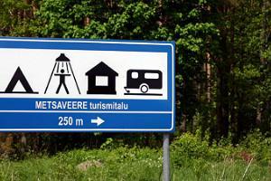 Metsaveere turismitalu