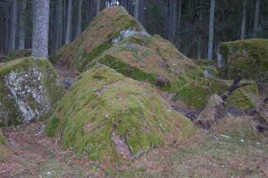 Palmse Nunnery Boulders