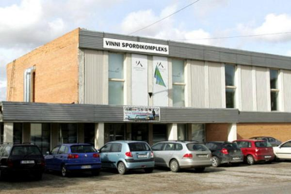 Vinni Spordikompleksi seminariruum
