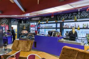 AMPS kaféer och bistron i Tallinn