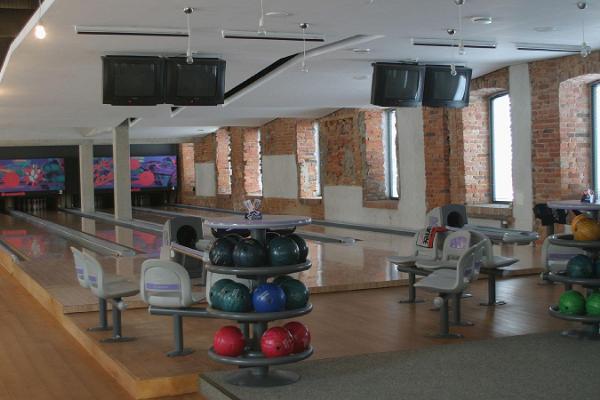 Bowling-зал Пюхаярве