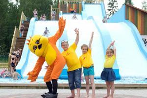С дошкольниками в Южной Эстонии