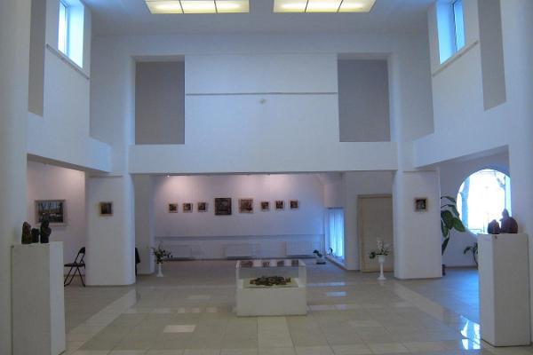 Põlevkivimuuseumi Valge Saal
