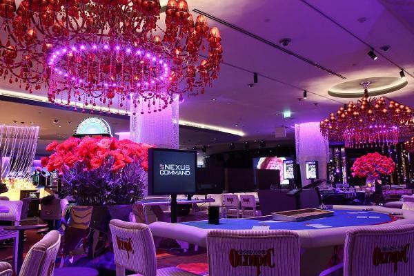 Казино и центр развлечений Olympic Park Casino