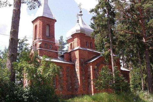 Методистская церковь в Кярса (Эстонская Методистская Церковь)