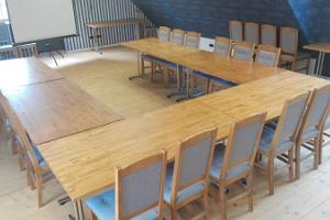 Oiu Sadam (Oiu Ostas) semināru telpas