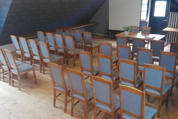 Oiu Sadam (Oiu Hamns) seminarielokaler