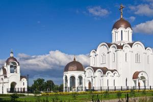 """Tallinas Dievmātes ikonas """"Ātrā Palīdzētāja"""" baznīca"""