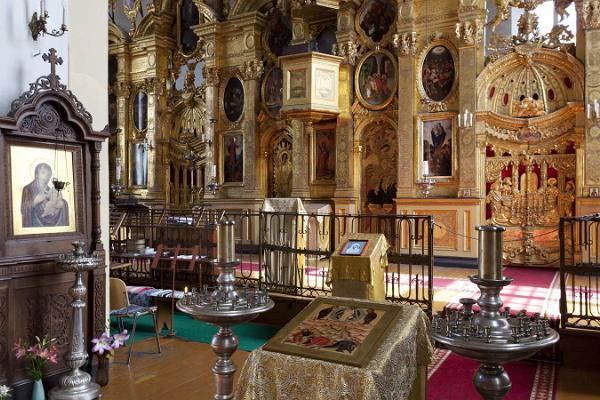 Церковь Преображения Господня в Таллинне