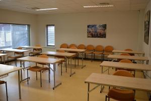 Залы для семинаров Куресаареской сокровищницы культуры