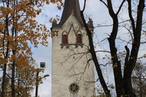 St. Michael's (Miikaeli) Church in Keila
