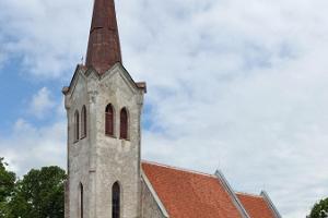 Die Kirche der Heiligen Jungfrau Maria in Jõelähtme