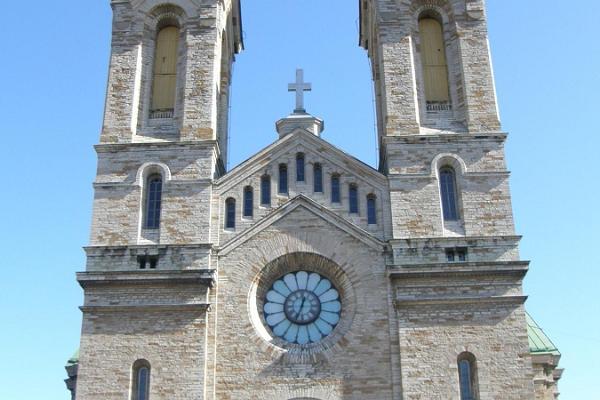 Karlkyrkan på Domberget i Tallinn (Tallinna Toompea)