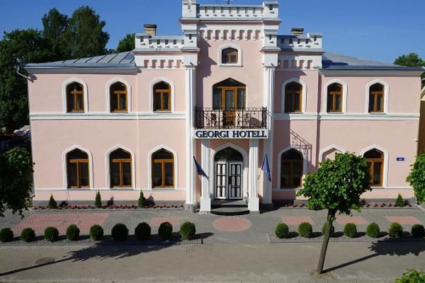 "Viesnīca ""Georgi hotell"""