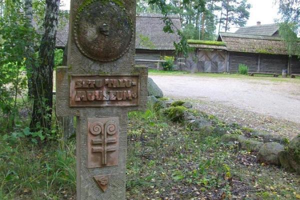 Bauernhofmuseum Värska