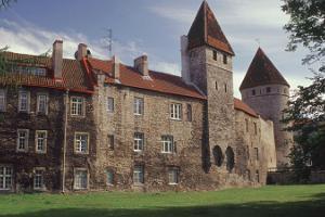 Таллиннская городская стена