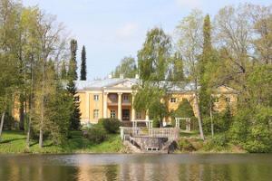 Замок и парк Силлапяэ
