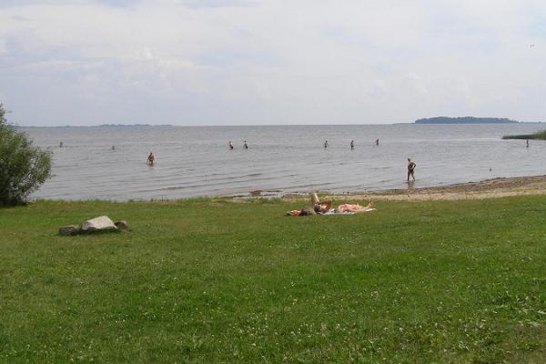 Räpina beach