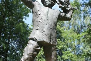 Puuaiasõdalane (Lattenzaunkrieger)