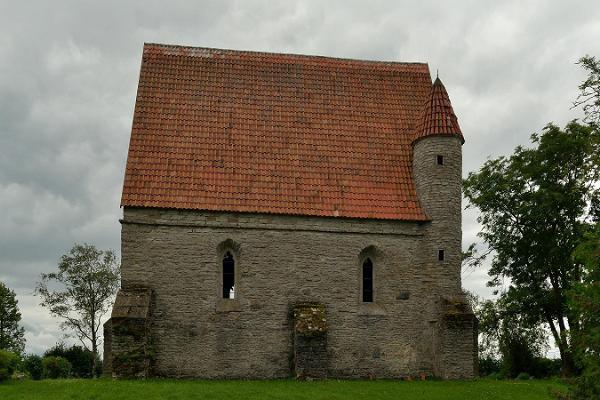 Sahan Nikolauksen kappeli