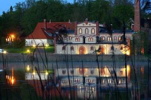 Gästehaus der Branntweinbrennerei Mooste