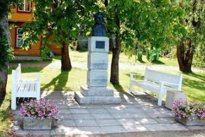 Carl Abraham Hunnius Denkmal