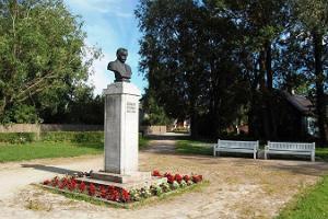 Ernst Enno Denkmal