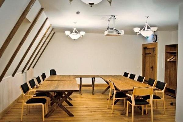 Seminar room in Räpina Loomemaja