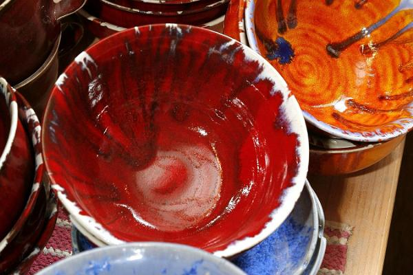 """""""Eddi Potitehas"""" keramikas darbnīca Marijas Magdalēnas Ģildē"""
