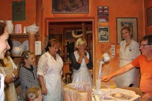 Eddi Potitehase keraamikakoda Maarja-Magdaleena Gildis