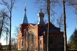 Velises Pareizticīgā baznīca