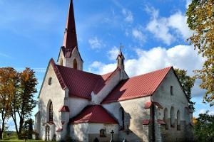 Церковь Святого Михкеля в Юуру