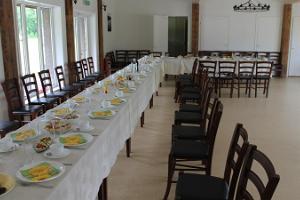 Kivimäe turismitalu seminariruum