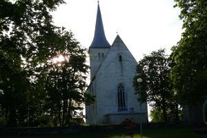Mariakyrkan I Märjamaa