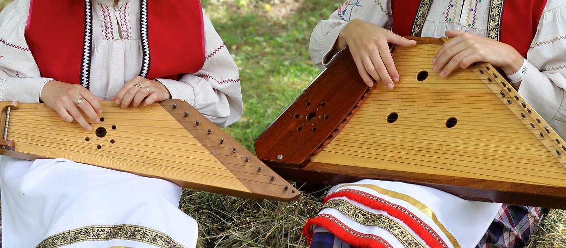 Познакомьтесь с эстонской культурой