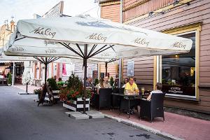 Georgisk restaurang Kolhethi