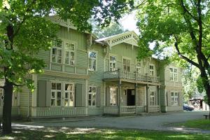 Anton Hansen Tammsaaren kotimuseo