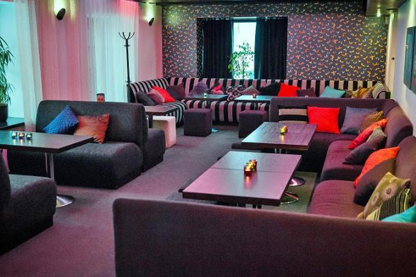 Chameleon kohvik-lounge
