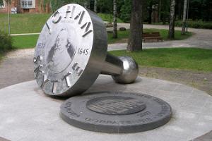 Johan-Skytte-Denkmal