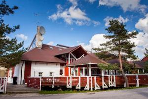 Restaurant im Feriendorf Roosta