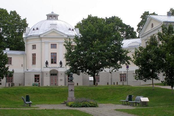 Tartu Old Anatomical Theatre