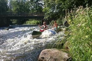 Rafting und Kanutouren von Veetee