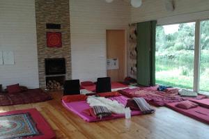 Energy Cottage seminar centre