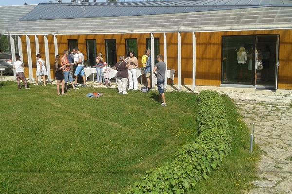 Energia-tilan seminaarirakennus
