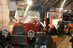 """Antīko automašīnu muzejs """"Kirsi"""", Virtsu"""