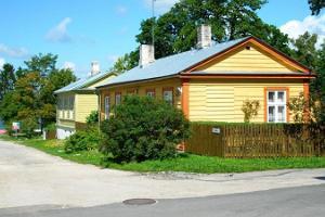 Ilon Wiklandi lapsepõlvekodu