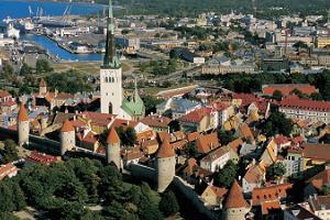 Церковь Олевисте в Таллинне