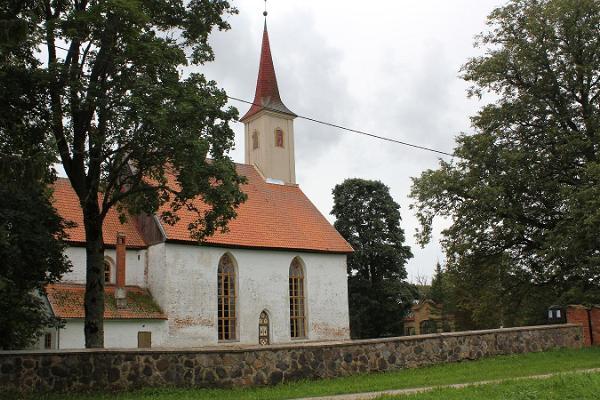 IELB Rannu Svētā Mārtiņa baznīca