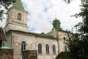 Orthodoxe Kirche in Häädemeeste